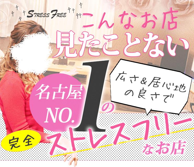 こんなお店見たことない! 名古屋No.1の完全ストレスフリーなお店