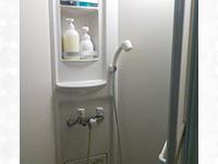 全室シャワー完備です♪