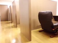 完全個室完備です!