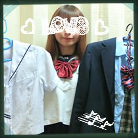 【制服】私服、触られない!♡