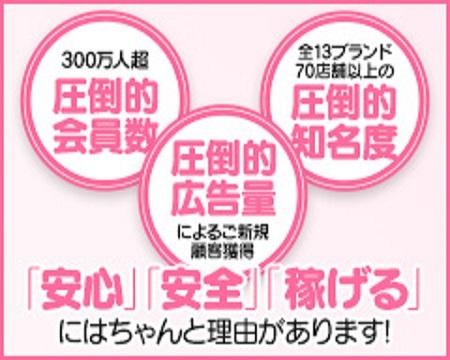 広島回春性感マッサージ倶楽部の求人バナー