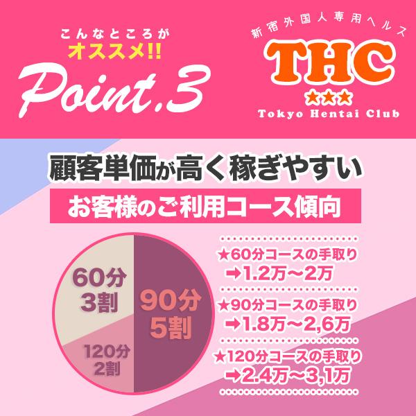 THC SHINJUKUの求人情報画像3