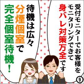 蒲田風俗 ソフレだけじゃおわらない の求人情報画像9