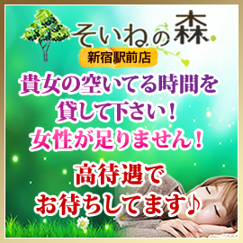そいねの森 新宿駅前店の求人情報画像11