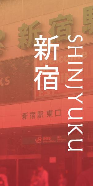 新宿・歌舞伎町駅周辺の地域情報&風俗求人の特徴をチェック