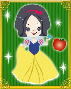 白雪姫・M